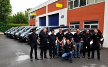Parishuttle's team