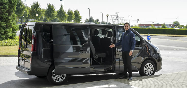Private transfer paris airport
